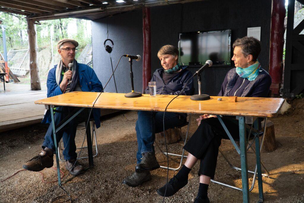 Talk – Ulrike Truger & Elisabeth Schimana